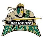 Belhaven Blazers logo