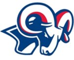 Bluefield Rambling Rams logo