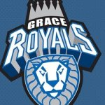 Grace University Royals logo