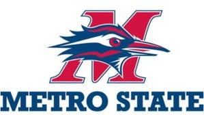 Metro State Roadrunner logo