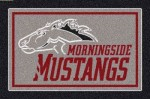 Morningside Mustangs logo
