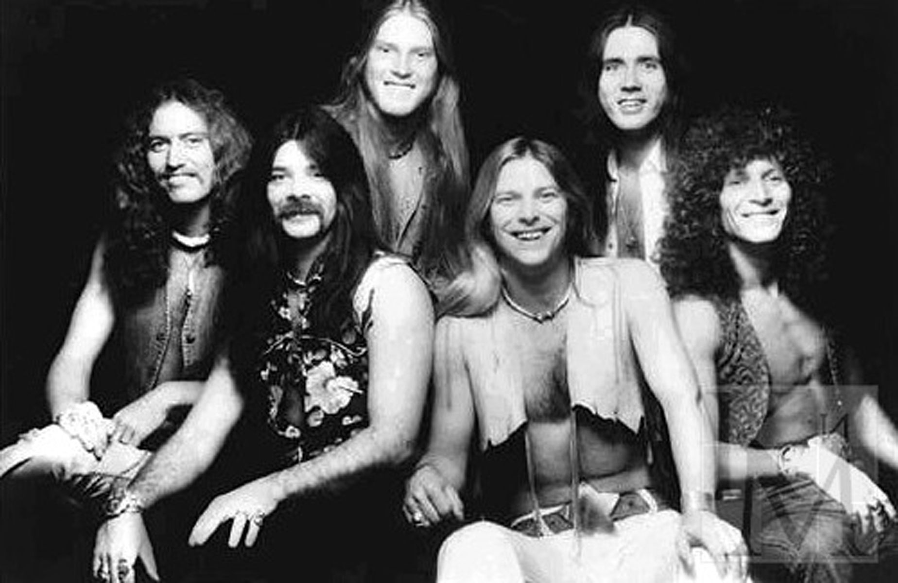 Black Oak Arkansas Jim Dandy - Red Hot Lovin'