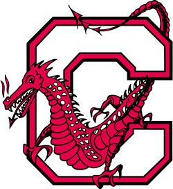 Cortland State Red Dragons logo