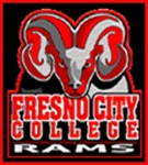 Fresno CIty College Rams logo