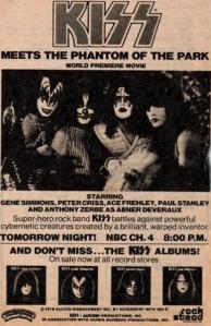 KISS Meets the Phantom of the Park2