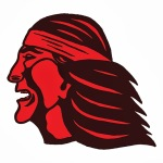 Cochise College Apaches face logo