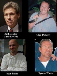 Four dead in Benghazi