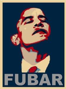 Obama Fubar