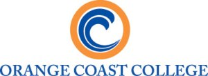 Orange Coast College letter logo
