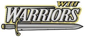 Webber International Warriors logo