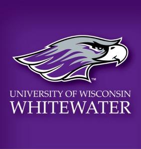 Whitewater Warhawks square logo