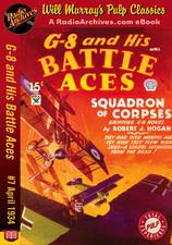 squadron of corpses