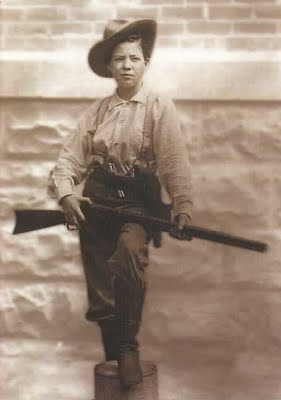 King Ranger Theater >> NEGLECTED FEMALE GUNSLINGERS OF THE WEST | Balladeer's Blog