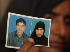 Sajjad Ahmed and his wife Muafia were slain by intolerant Muslims