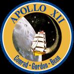 Apollo 12 patch