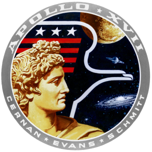 Apollo 17 patch