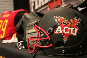 Arizona Christian Univ helmet