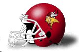 Valley City State Vikings helmet