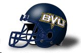 Buena Vista University helmet