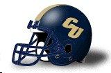 Concordia (St Paul) Golden Bears helmet
