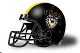 Fort Hays State helmet