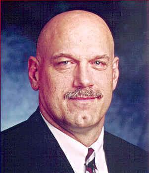Jesse Ventura: Wrestler turned governor of Minnesota