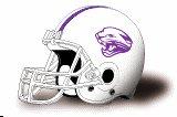 Kentucky Wesleyan College Panthers helmet