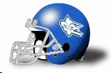 Limestone College Saints helmet