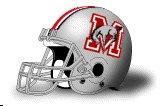 Muhlenberg Mules helmet