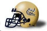 Yuba 49ers helmet