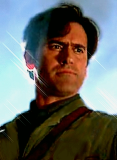 Once again I'll say that a young Bruce Campbell would have made a perfect G-8 in a television series!