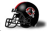 Chaffey Panthers helmet