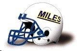 Miles College Golden Bears helmet