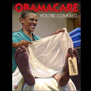 Obamacare corpse