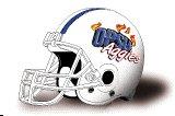 Oklahoma Panhandle State helmet