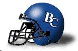 Brevard College Tornadoes helmet