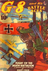 Flight of the Death Battalion