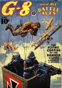 Flying Coffins of the Damned