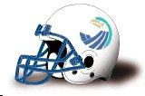 Salve Regina Seahawks helmet