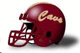 Walsh University Cavaliers helmet