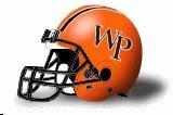 William Paterson pioneers helmet