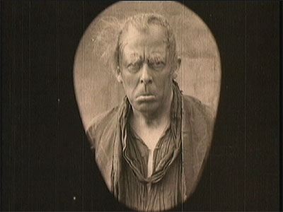 Why, I'm sure Victorian Age businessmen FLOCKED to do business with a man who looked like this!