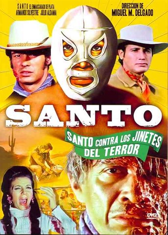 Santo vs the Riders of Terror 2