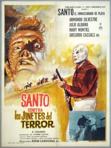 Santo vs the Riders of Terror