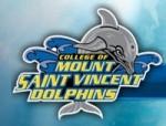 college of mount saint vincent dolphins