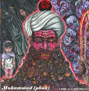 Muhammad, the insane child rapist who founded Islam