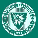 Pine Manor College Gators logo