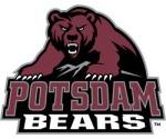 Potsdam State Bears logo