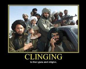 Islam clinging