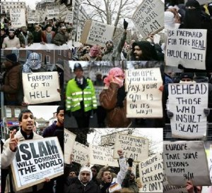 Islam = Hatred, Slavery, Mass Rape and Infanticide.